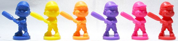 Zombies Jr Player Figures