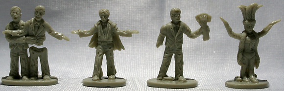 Zombies: Vegas Figures