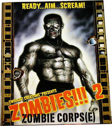 Zombies!!! 2 - Zombie Corps(e) - Contents Only