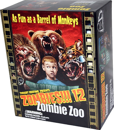 Zombies!!! 12 - Zombie Zoo - Contents Only