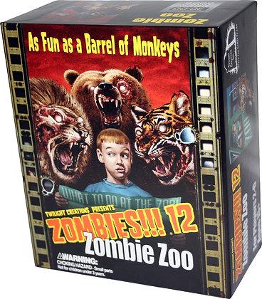 Zombies!! 12: Zombie Zoo -  Twilight Creations