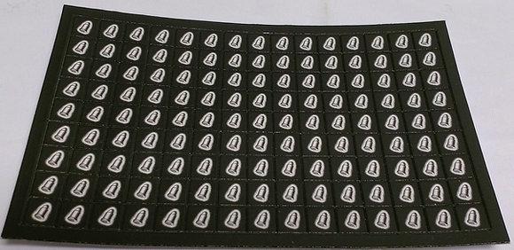 Sheet of Bullets