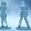 Thumbnail: Glow in the dark Zombies Deluxe