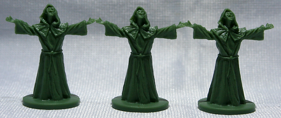 Cthulhu Cultist Figures
