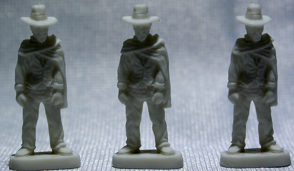 Deadlands Cowboy Figure
