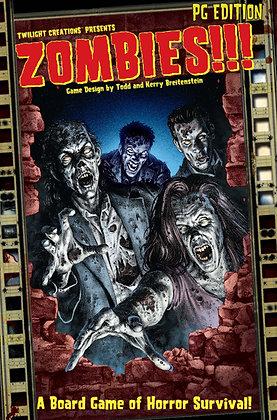 Zombies!!! PG