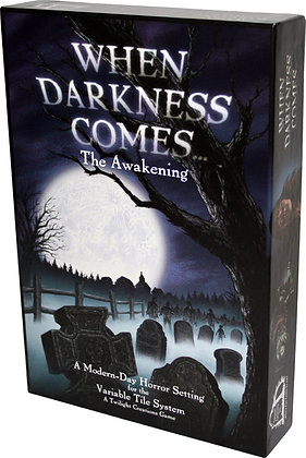 When Darkness Comes - The Awakening