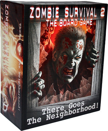 Zombie Survival 2 -There Goes the Neighborhood