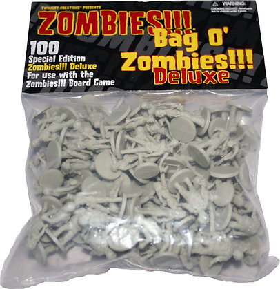 Bag O'Zombies!!! Deluxe