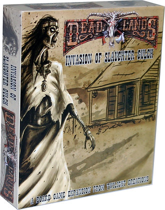 Deadlands 2 - Invasion of Slaug