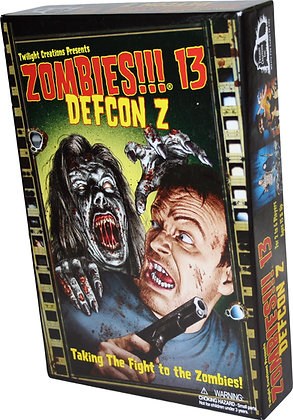 Zombies!!! 13 - DefCon Z - Contents Only