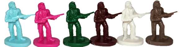 Player pawns from Zombies 4