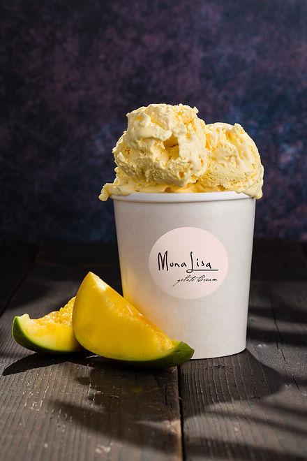gelato mango