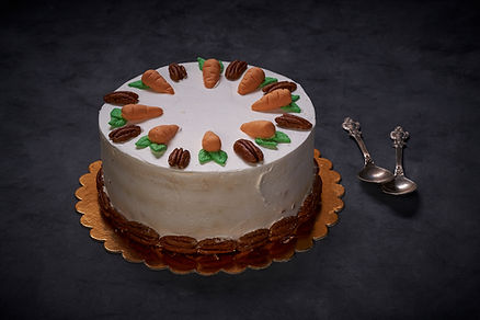 Carrot Cake Monalisa