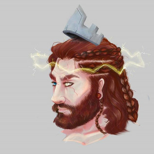 Possible Nordic God?