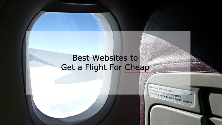 Window Seat in a Plane