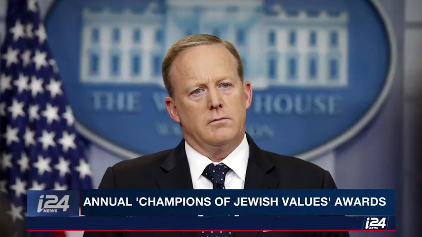 "i24 - Caitlyn Jenner - ""Champ of Jewish Values"""