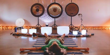 Yoga with Carly - Sound Bath