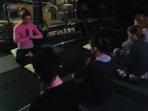 Free Yoga Taster Session