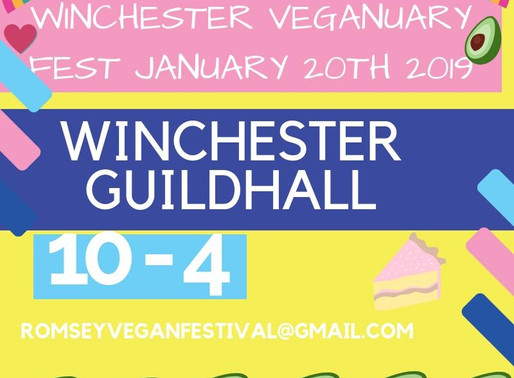 @ Romsey Vegan Fair 2019