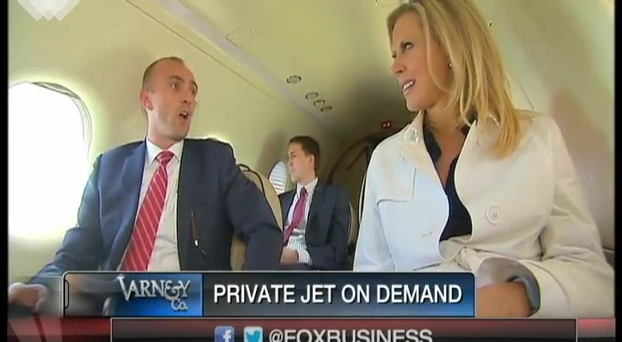 FBN - Uber For Private Jets