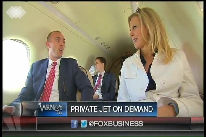 FBN - Uber For Private Jets