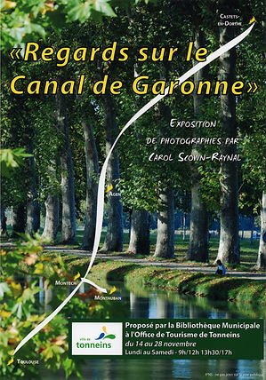 Regards sur le Canal de Garonne