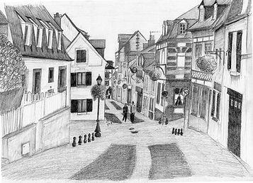 Villerville Normandie