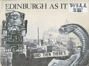 2020 1031 Edinburgh As It Will Be! Cover