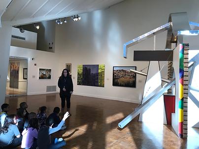 Lehman College Art Trip Photo