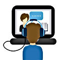 remote learning logo