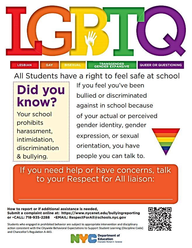 LGBTQ Poster