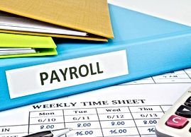 Payroll Notebook and Time Sheet
