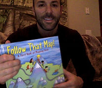 Book of the Month: Follow That Map!