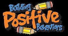 Building Positive Behaviors logo with 2 pencils