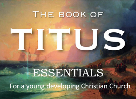 Essentials - For Godly Living