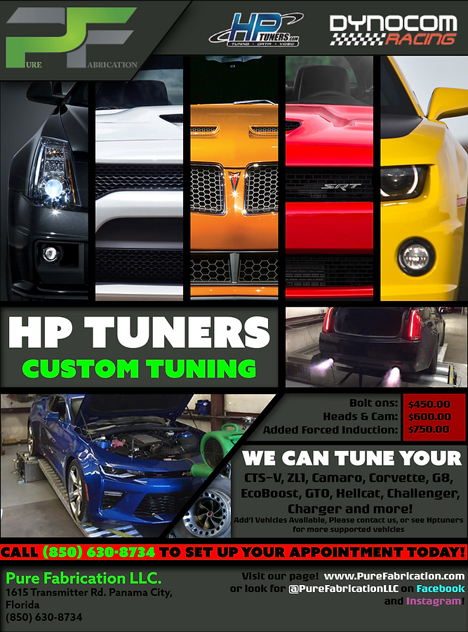 Automotive Tuning services