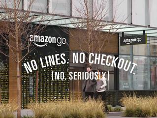 De winkel van de (zeer nabije) toekomst ... volgens Amazon