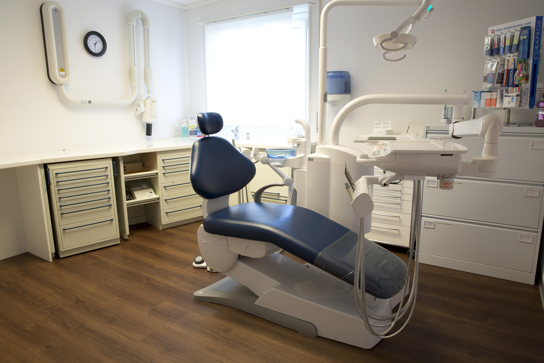 Dentalhygienikerzimmer B&M Zahnärzte