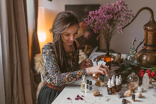 """Kietieji """"Įkvėpimo kvepalai"""", sukurti parfumerės Eglės"""