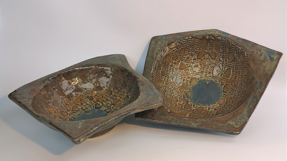 Textured Bowls
