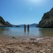 Porto Timoni, Afionas, Corfu