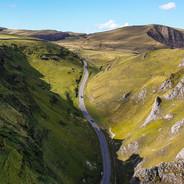 Winnat's Pass, Peak District