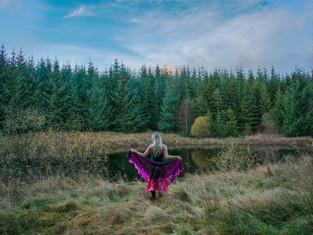 Balmacllelan, Kirkcudbrightshire, Scotla