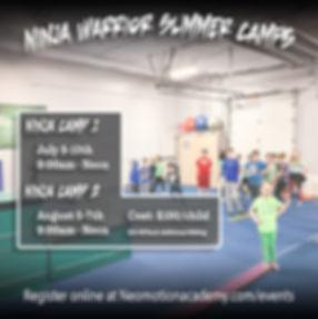 NeoMotion Summer Camp
