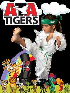 Avon Lake ATA Karate For Kids Self Defense Classes Martial Arts Taekwondo Kickboxing