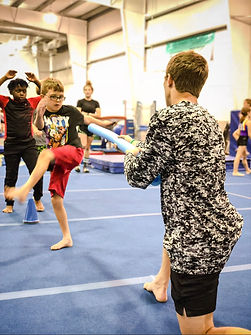 NeoMotion Tricking Kids Gymnastics Karat