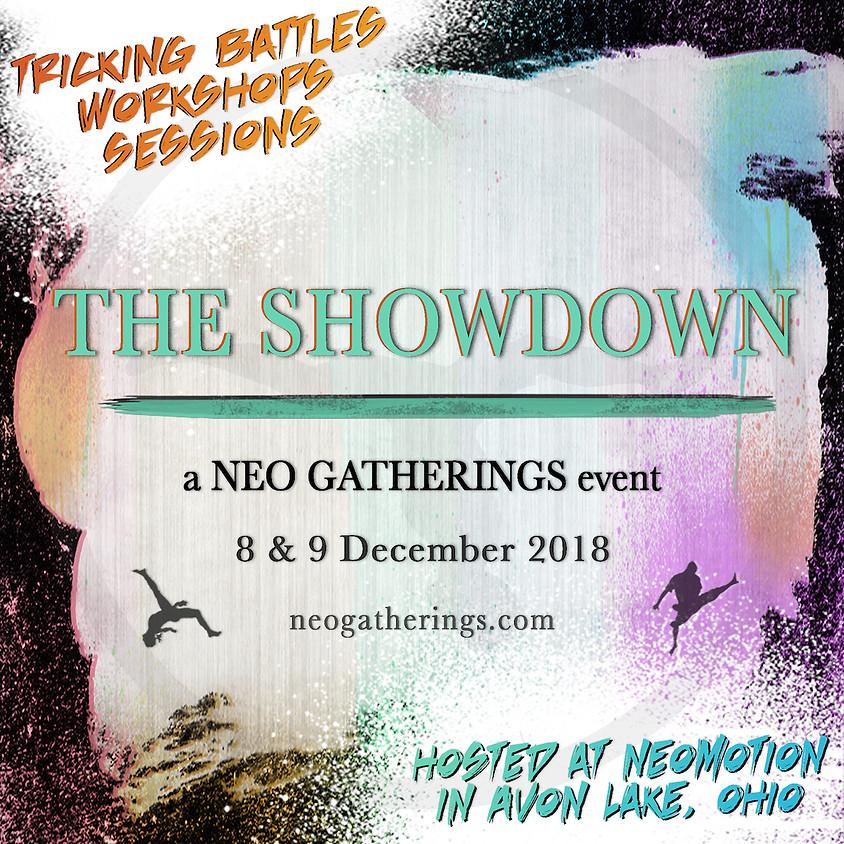 NEO: The Showdown (1)