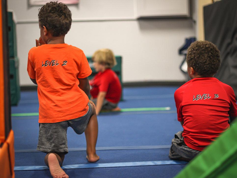 NeoMotion Tricking Gymnastics Karate Parkour Ninja Warrior Obstacle Course Free Running Gy