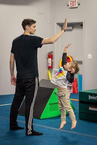 Tricking NeoMotion Open Gyms Karate Tumb